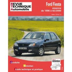 RTA Ford Fiesta IV essence