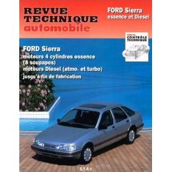 RTA Ford Sierra 4cyl. essence et Diesel
