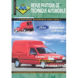 RTA Ford Courrier I