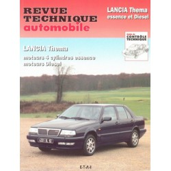 RTA Lancia Thema, essence et Diesel