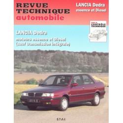 RTA Lancia Dedra, essence et Diesel
