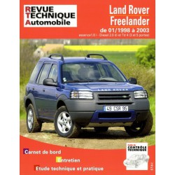 RTA Land Rover Freelander I, essence et Diesel