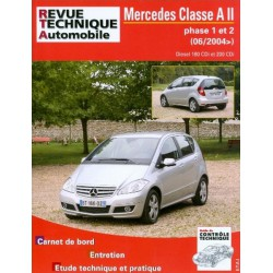 RTA Mercedes Classe A II (w169) Diesel