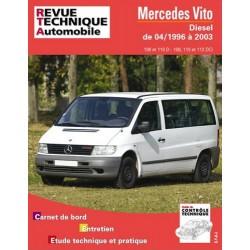 RTA Mercedes Vito I (w638) Diesel
