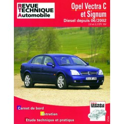 RTA Opel Vectra C et Signum, Diesel