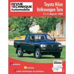 RTA Toyota Hilux, Volkswagen Taro