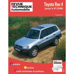 RTA Toyota Rav 4, 1ère génération