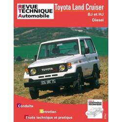 RTA Toyota Land Cruiser BJ et HJ