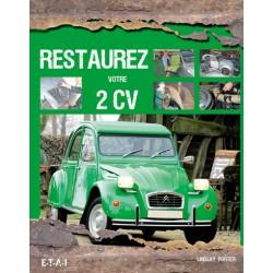 Restaurez votre Citroën 2cv