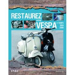 Restaurez votre Vespa 2 temps 1959-08