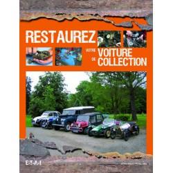 Restaurez votre véhicule de collection