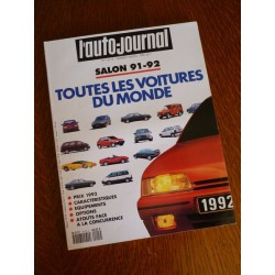 L'Auto Journal, salon 1991