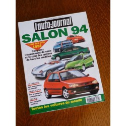 L'Auto Journal, salon 1994