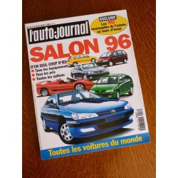 L'Auto Journal, salon 1996