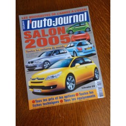 L'Auto Journal, salon 2005