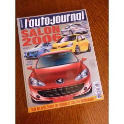 L'Auto Journal, salon 2006