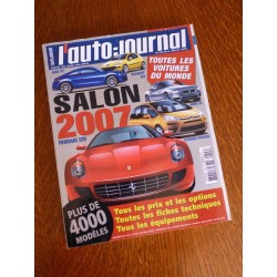 L'Auto Journal, salon 2007