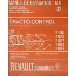 Renault relevage Tracto-Control, Manuel de réparation