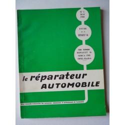 Le Réparateur Automobile, Renault 16 R1150