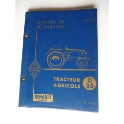 Renault R7051, manuel de réparation original