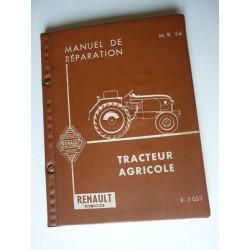 Renault R7053, manuel de réparation original
