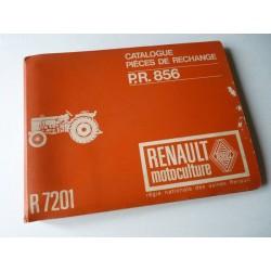 Renault Super 2D et Standard 4, catalogue de pièces original
