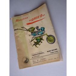 Grifo motohoue, notice d'utilisation originale