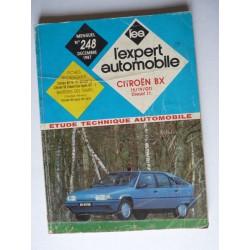 L'EA Citroën BX 15, 19, GTI et Diesel