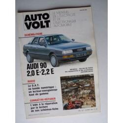 Auto Volt Audi 90 2.0E, 2.2E (B3)