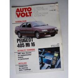Auto Volt Peugeot 405 Mi16 158ch