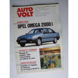 Auto Volt Opel Omega 2000i (A)