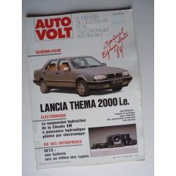 Auto Volt Lancia Thema 2000ie
