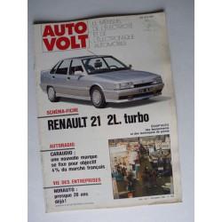 Auto Volt Renault 21 2L Turbo