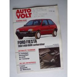 Auto Volt Ford Fiesta III essence