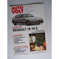 Auto Volt Renault 19 16S