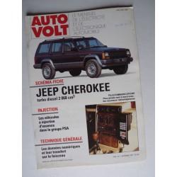 Auto Volt Jeep Cherokee 2L TD
