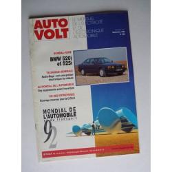 Auto Volt BMW 520i, 252i (E34)