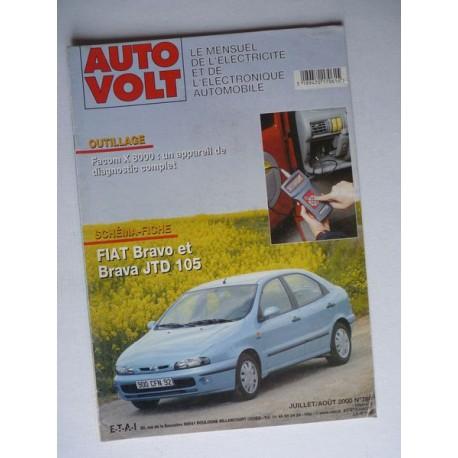 Auto Volt Fiat Bravo, Brava Diesel