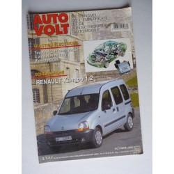Auto Volt Renault Kangoo I phase 1, essence