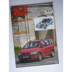 Auto Volt Opel Zafira 2.0Di, 2.0DTi (A)