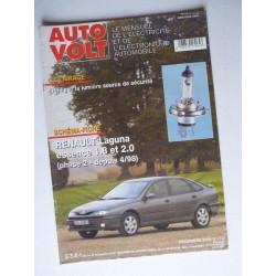 Auto Volt Renault Laguna I phase 2, essence