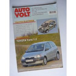 Auto Volt Toyota Yaris I 1.0