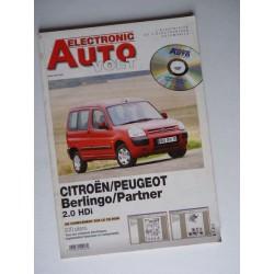 Auto Volt Berlingo I et Partner I phase 2, 2.0HDi