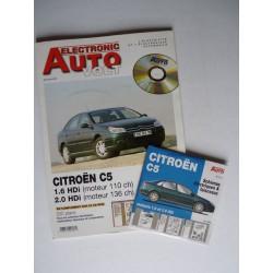 Auto Volt Citroën C5 phase 1, 1.6HDi, 2.0HDi