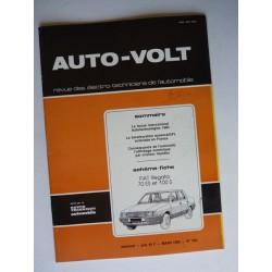 Auto Volt Fiat Regata 70ES, 100S