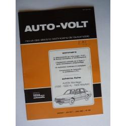 Auto Volt Austin et MG Montego