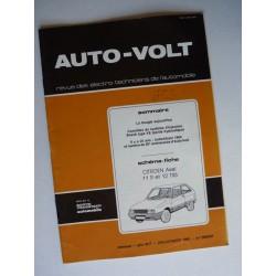 Auto Volt Citroën Axel 11R, 12TRS