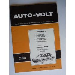 Auto Volt Austin et MG Montego Efi