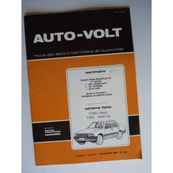 Auto Volt Ford Orion GL