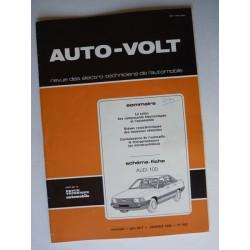 Auto Volt Audi 100 (C3) essence